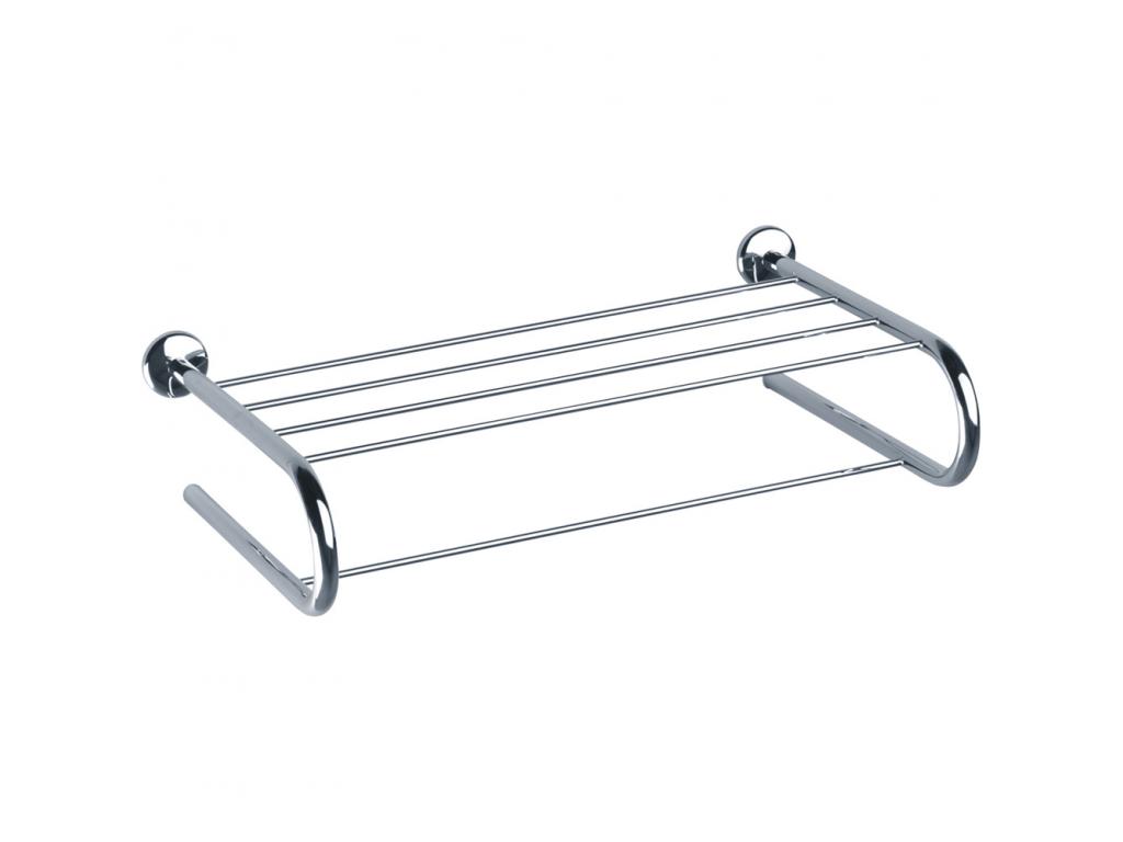 loft rack porte serviettes laiton et acier chrom. Black Bedroom Furniture Sets. Home Design Ideas