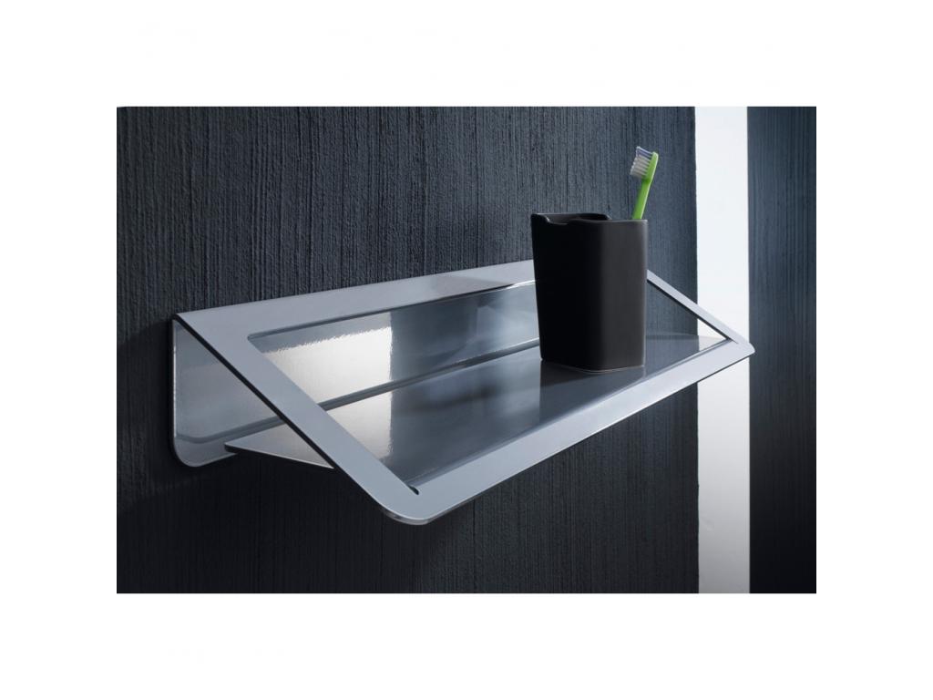 Mensola lavabo 144 x 550 x 82 mm alluminio epossidico - Mensola lavabo ...