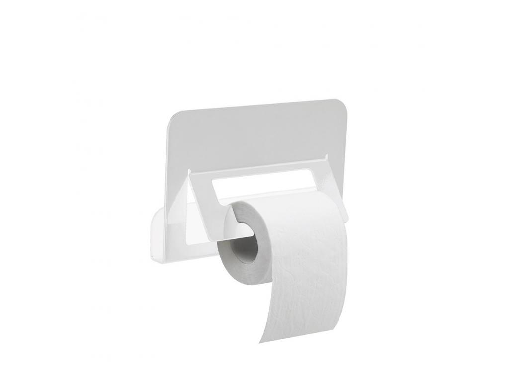 distributeur papier wc et porte revue 70 x 230 x 153 mm aluminium epoxy blanc. Black Bedroom Furniture Sets. Home Design Ideas