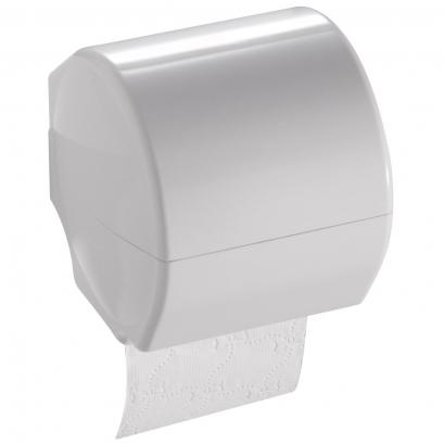 Durofort dispensador papel wc con tapadera blanco for Tapaderas de wc