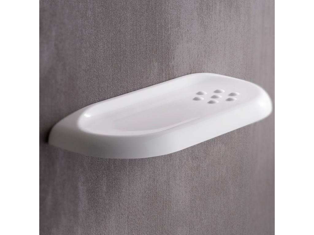 durofort tablette lavabo en r sine 300 mm blanc. Black Bedroom Furniture Sets. Home Design Ideas