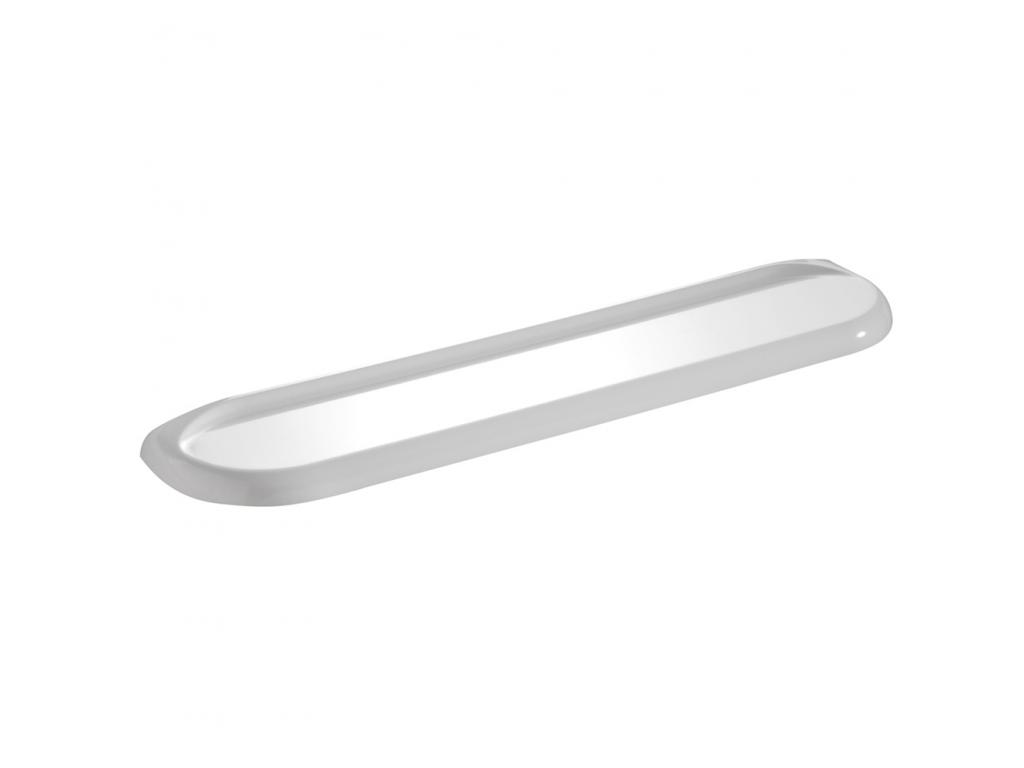 durofort tablette lavabo en r sine 600 mm blanc. Black Bedroom Furniture Sets. Home Design Ideas