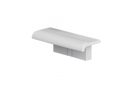 ARSIS shower shelf, White