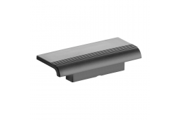 Tablette de douche Arsis®, 97 x 230 x 78 mm, ABS Gris anthracite