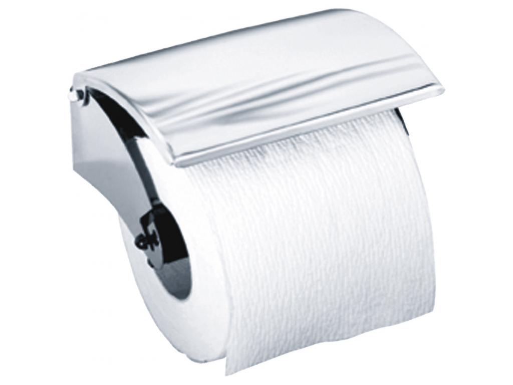 Eco distributeur papier wc rouleau inox - Distributeur papier wc design ...
