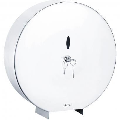 Distributeur papier wc g ant inox poli brillant 311 mm - Distributeur papier wc design ...