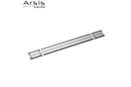 Rail de fixation 552 mm, aluminium anodisé