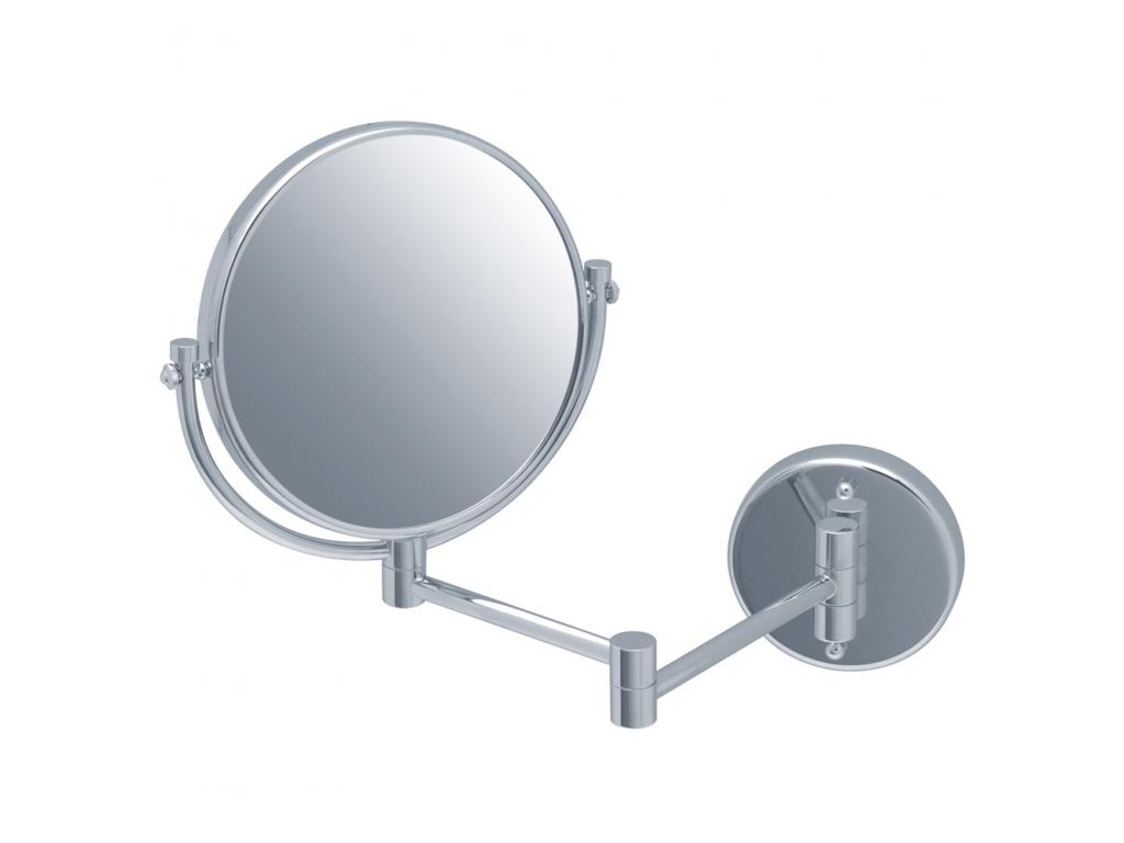 Specchio d 39 ingrandimento con supporto articolato 310 x - Specchio ingrandimento ...