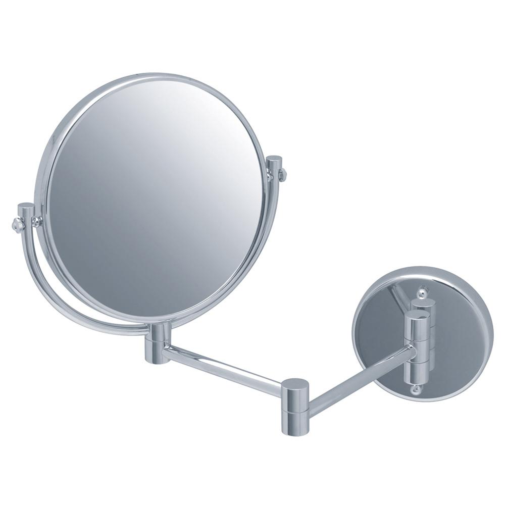 Vergrotende spiegel op verstelbare arm 310 x 370 mm for Vergrotende spiegel