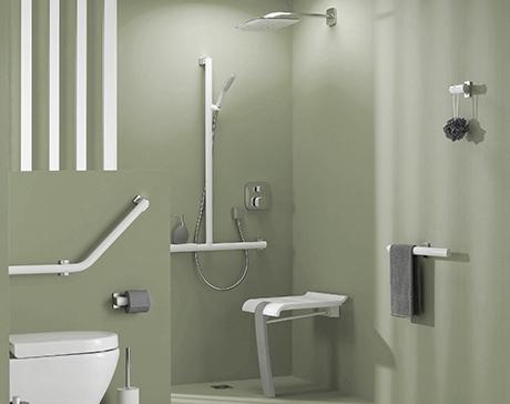 Accessoires sanitaires pour collectivit s pellet asc - Accessoires sanitaire pour handicapes ...