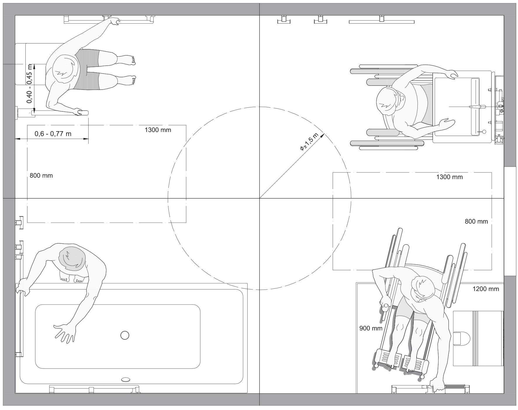 Vanite Salle Bain Bf ~ Accessible Bathroom Design Made In France Pellet Asc Pellet Asc