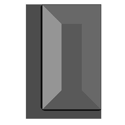 Rideaux de douche 1800 x 1800 mm pvc non feu - Rideau de douche transparent ...