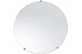 Specchio rotondo, Vetro Bordi addolciti, Ø 500 mm