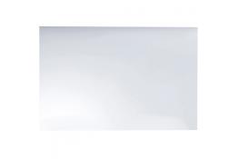 Rechthoekige acryl spiegel, 600 x 400 mm, Kunststof,