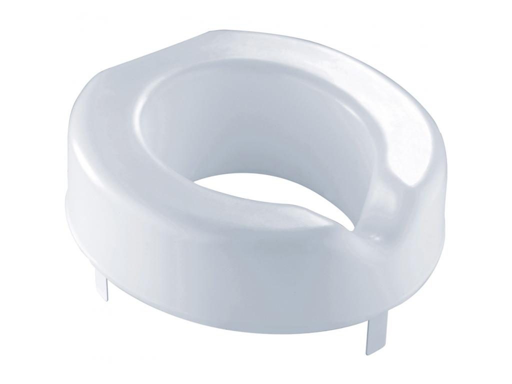 Ultra Rehausse pour cuvette WC standard, Ht. 12 cm OX-07