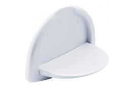 Sedile Per Doccia : Sedile da doccia da sospendere 503 x 317 x 367 mm tubo Ø 25 mm