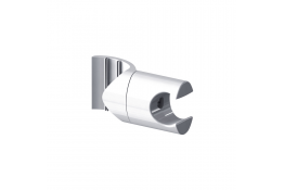 ARSIS slider bracket for shower handset, White