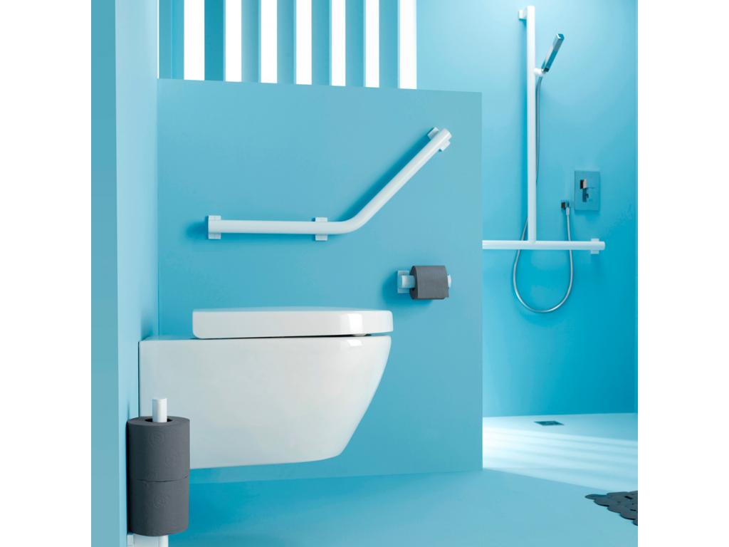barre coud e 135 arsis 400 x 400 mm alu epoxy blanc 3 pf. Black Bedroom Furniture Sets. Home Design Ideas