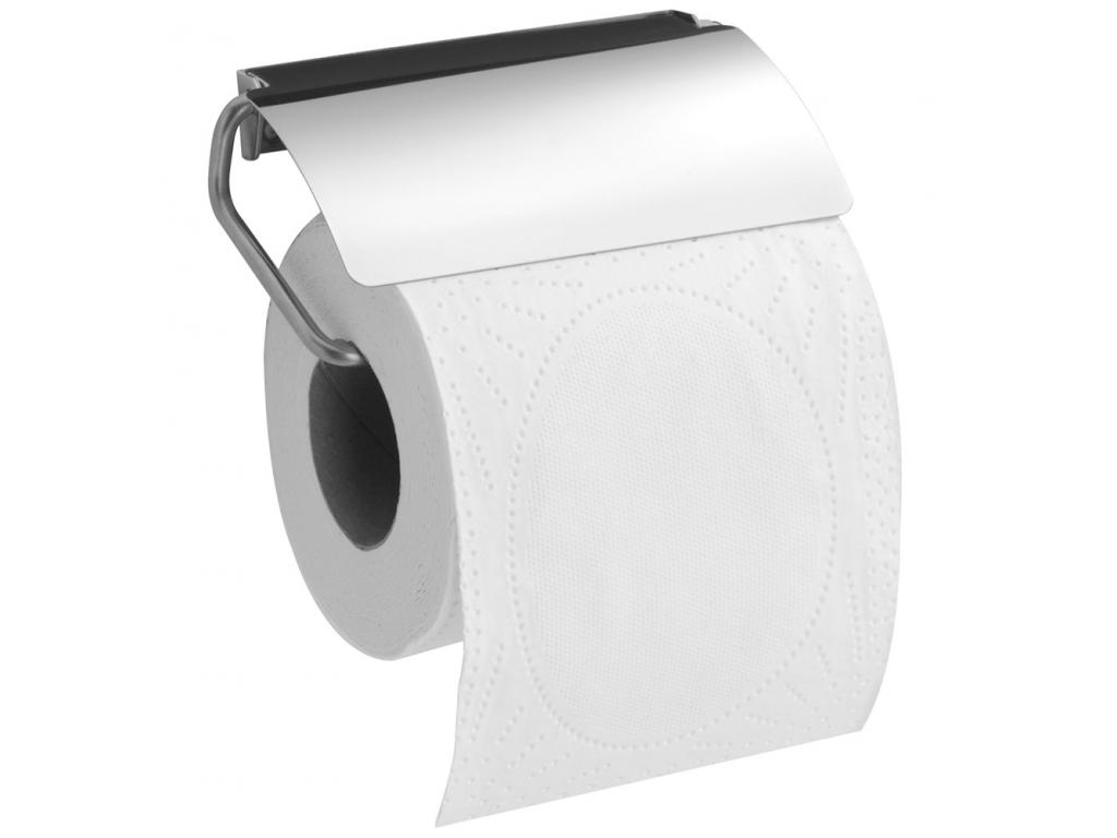 classique distributeur papier wc inox avec couvercle. Black Bedroom Furniture Sets. Home Design Ideas
