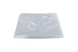 Tende per doccia, 2000 x 1200 mm, PVC, Bianco