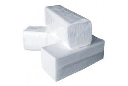 Toallas Papel 2 pliegues rectangulares, Algodón