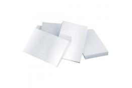 Sanitary napkin bags, White Plastic