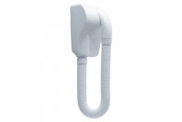 1000 W Hair dryer, 460 x 140 x 150 mm, White ABS