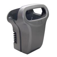 Sèche-mains Exp'air à air pulsé, Gris & Noir