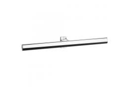 ARSIS® - Porte-serviettes 2 barres fixes, Aluminium Anodisé