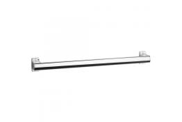 Barre droite Arsis® 600 mm, Aluminium Anodisé