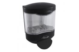 450 ml Liquid soap dispenser, 155 x 110 x 99 mm, Metallized ABS