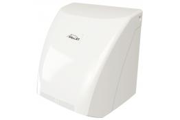 2100 W Hand dryer, 280 x 205 x 200 mm, White ABS