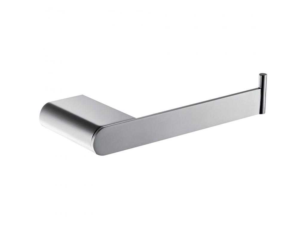 Dérouleur Papier Wc Metal pure - toilet roll holder, chrome-plated brass
