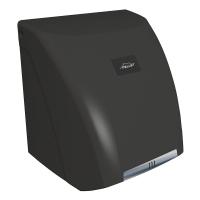 Sèche-mains 2100 W automatique, ABS Noir mat