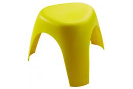 Tabouret jaune