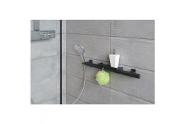 Barre d'appui multifonctions pour douche