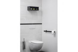 Barre d'appui multifonctions pour WC