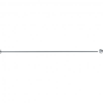 Porte-rideaux droit 1000 mm