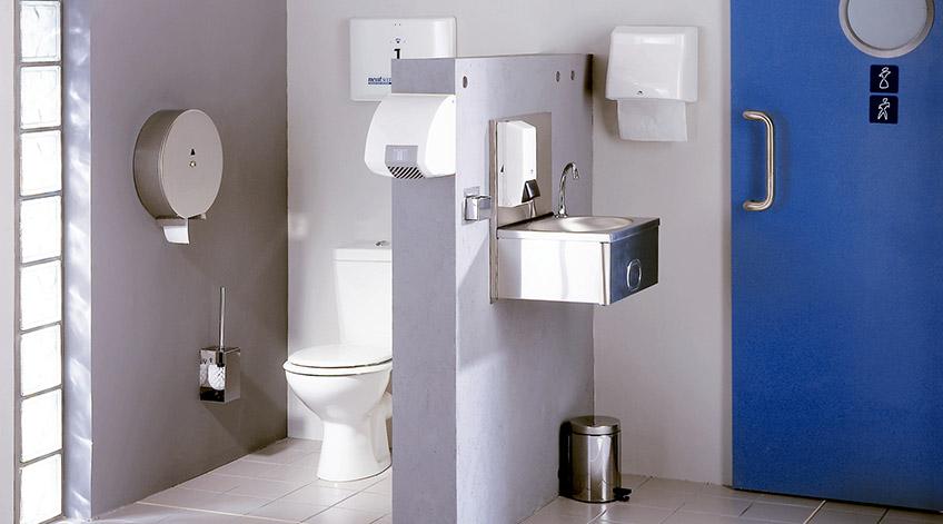 Equipement sanitaire collectivité - Matériel d\'hygiène et de ...