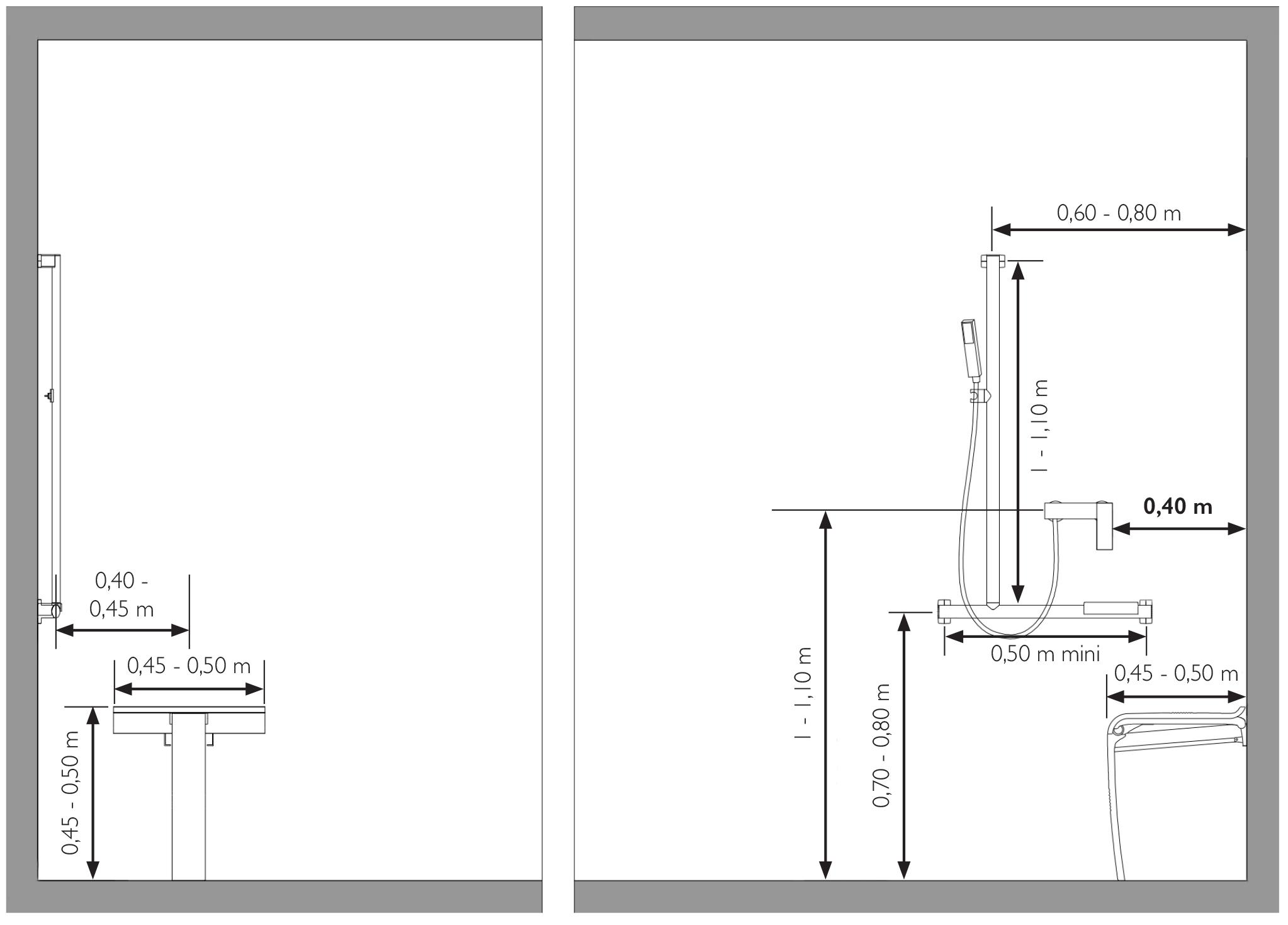 Conseils De Pose Accessoires Salle De Bain Sanitaires Pellet Asc